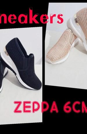 Sneakers Nere e Beige Dadart