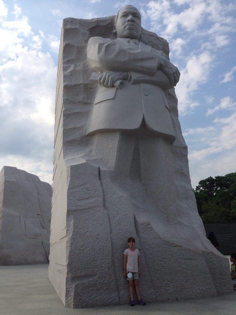 M w MLK