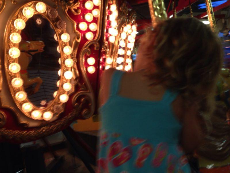 BL on carousel