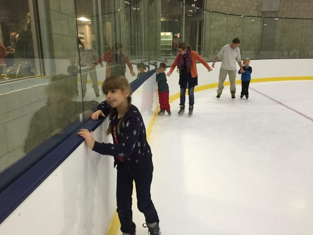 babies on ice