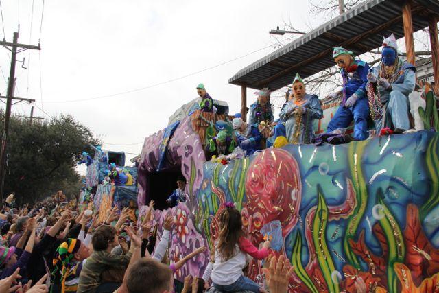 Thoth parade