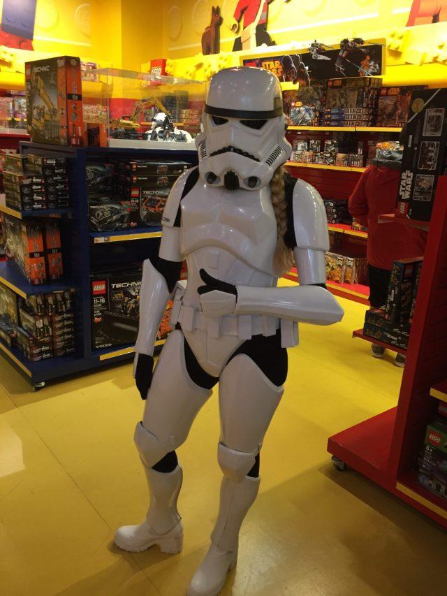lady storm trooper
