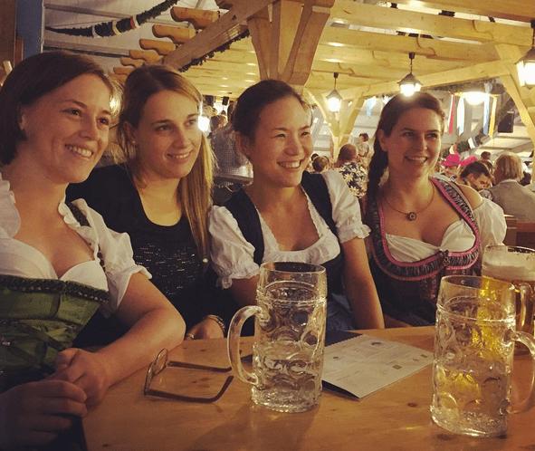 austria girls
