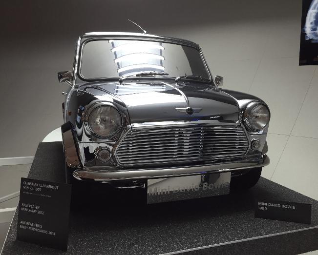 silver mini