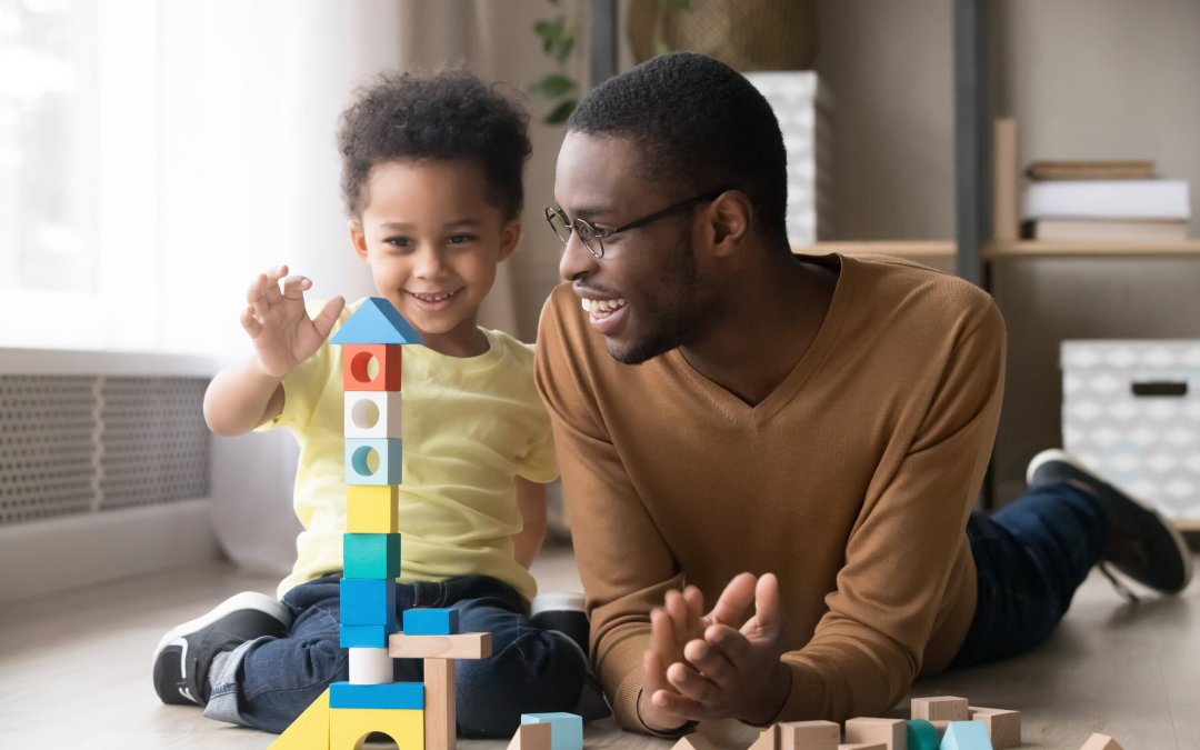 How Dads Can Help Kids Grow By Playing With Them