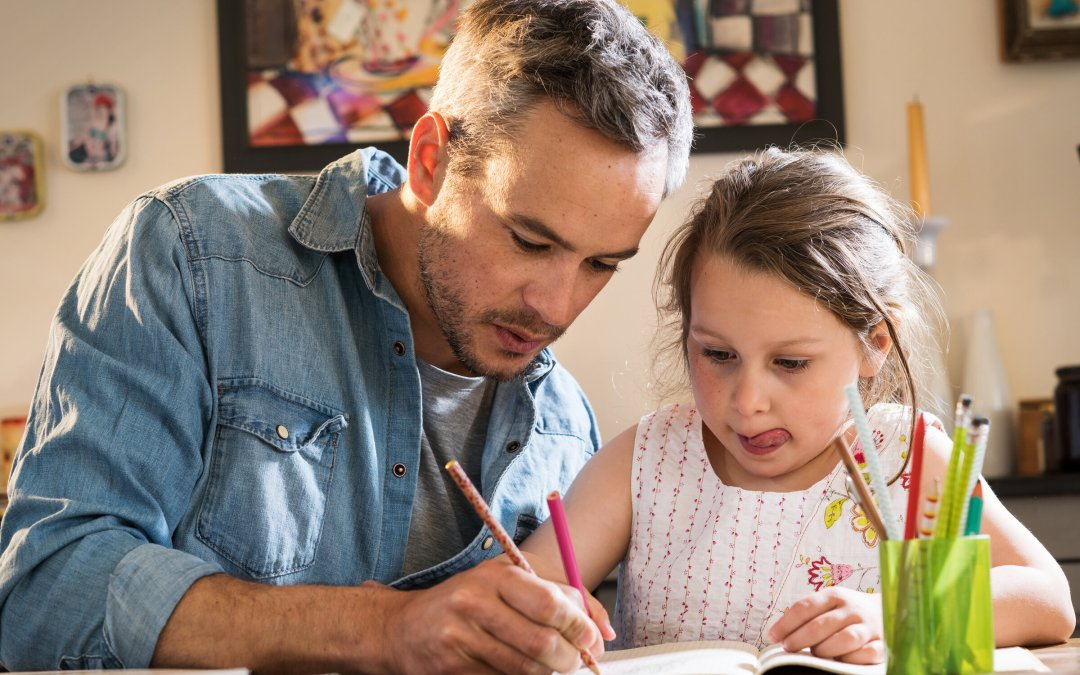 What is a Positively Involved Father?