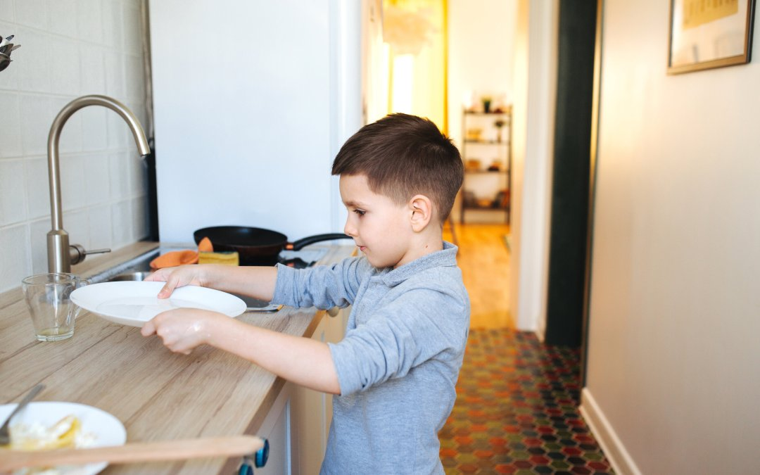 Allow Your Children to Make (and Learn From) Mistakes
