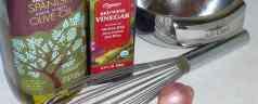 Basic Technique: Vinaigrette