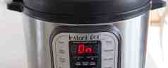 Giveaway- Instant Pot Duo Electric Pressure Cooker