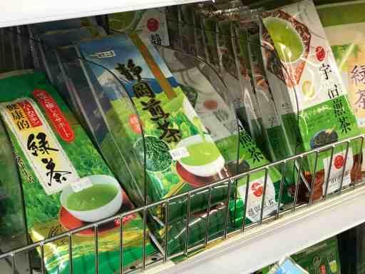 So much green tea | DadCooksDInner.com