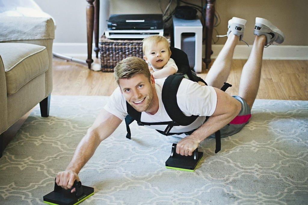 Flyup Fitness dad