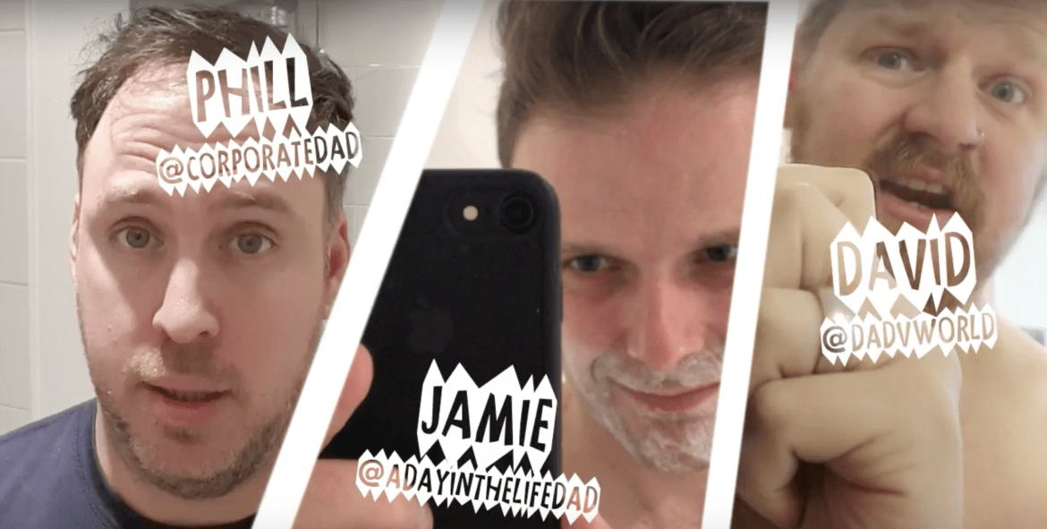Bic shave club review featuring 3 dad perspectives