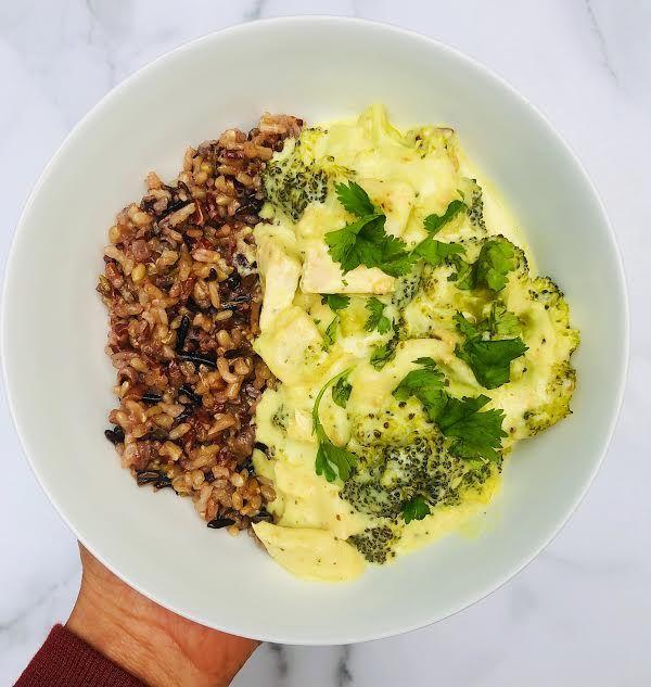 Great Grandma Lena's Chicken & Broccoli Casserole (Upgraded)