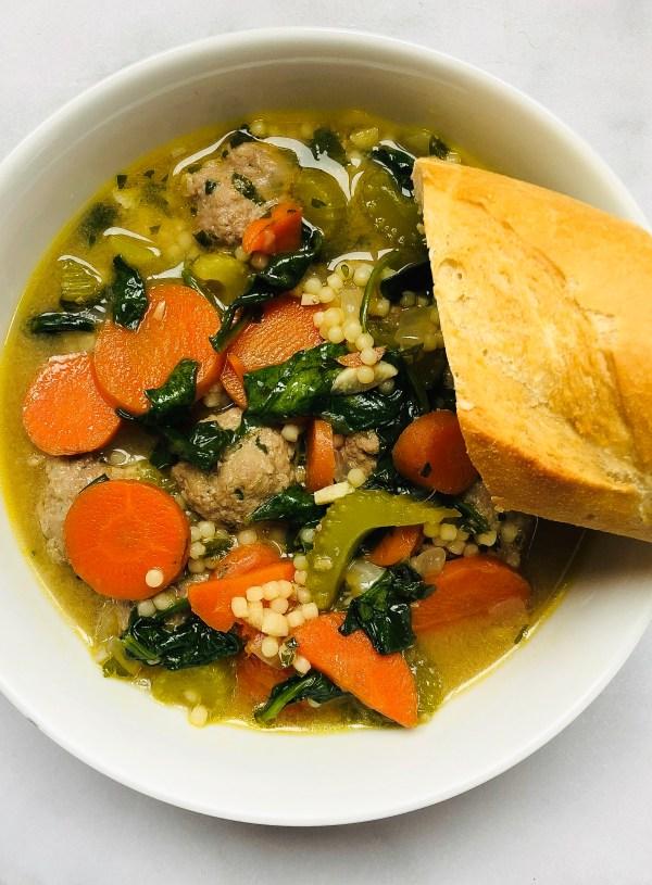 Thomas' Italian Wedding Soup