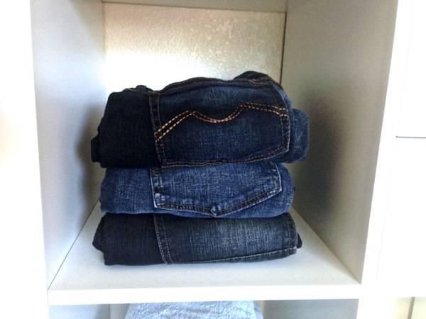 Folds Pants Like a Pro Too...