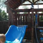 How to Create The Ultimate Backyard Water Park on the Cheap