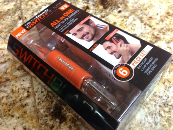 MicroTouch SwitchBlade Groomer