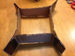 cardboard headband