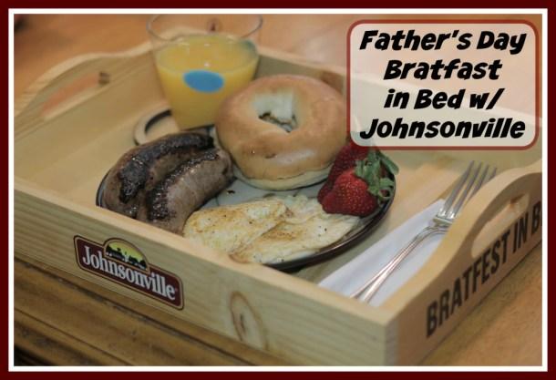 #Johnsonville #BratfastInBed #Bratfast #ad