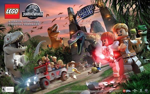 #TeamJurassic #JurassicWorld #LEGOJurassic #ad