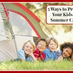 5 Ways to Prepare Your Kids for Summer Camp