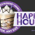 #CoffeeBeanHappyHour #ad