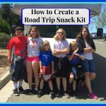 How to Create a Road Trip Snack Kit