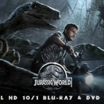 Jurassic World on Digital HD Now + Giveaway!!
