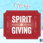 Franz Family Bakery Gets Into the Spirit of Giving + Giveaway