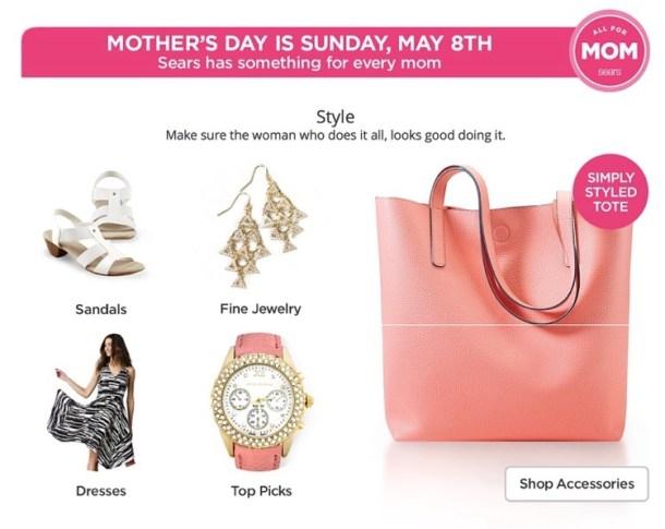 #AllForMom #MothersDay #ad