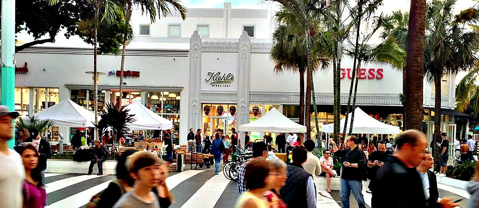 Image result for lincoln rd mall
