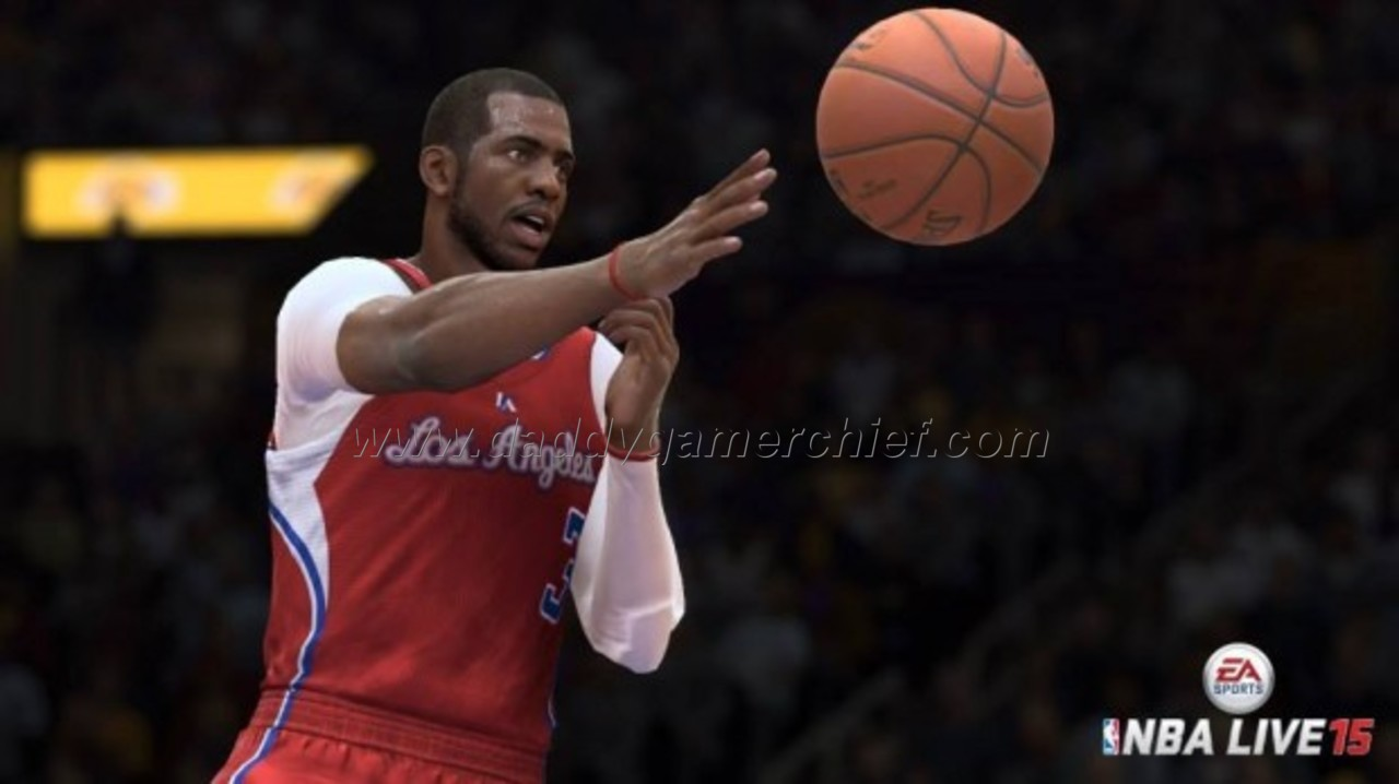nba live 15 mon test pour le renouveau de la licence. Black Bedroom Furniture Sets. Home Design Ideas