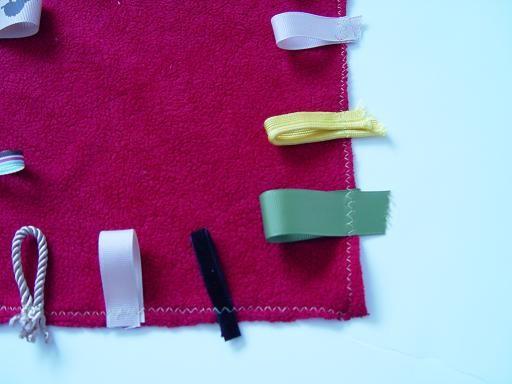 DSC06390 Сенсорное одеяло для детей своими руками