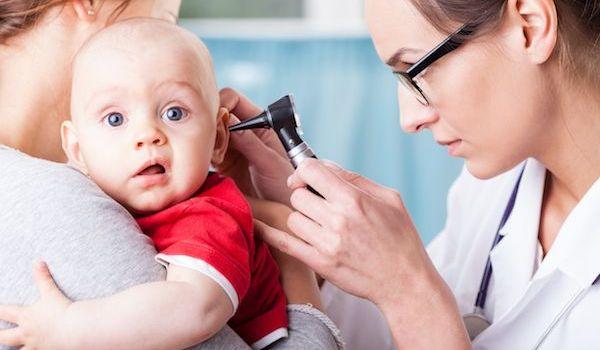 Ушные инфекции у детей