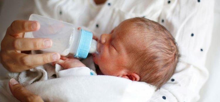 Молочная смесь при грудном вскармливании