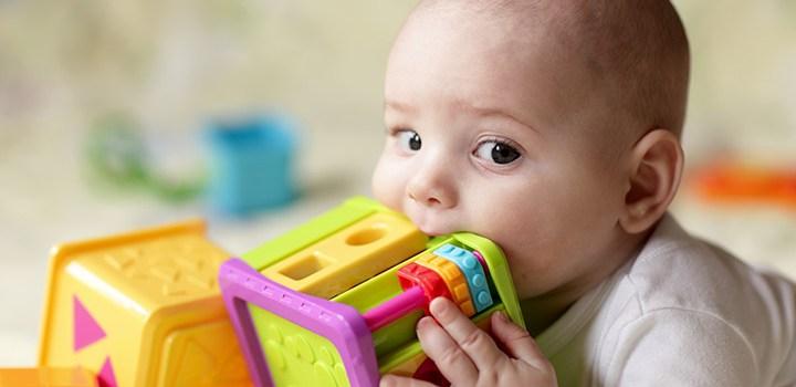 Ребенок тянет всё в рот, нужно ли что-то с этим делать