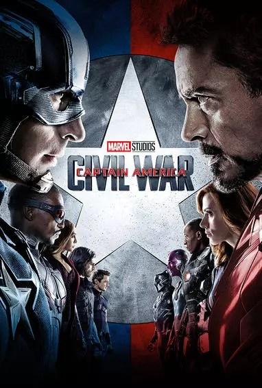 MCU civil war timeline