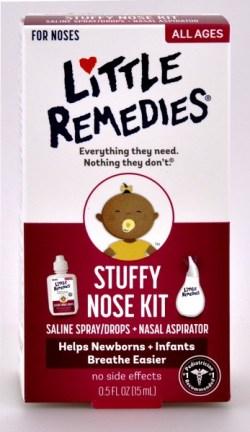 Little Remedies_stuffy nose kit