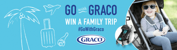 Go With Graco Sweepstakes