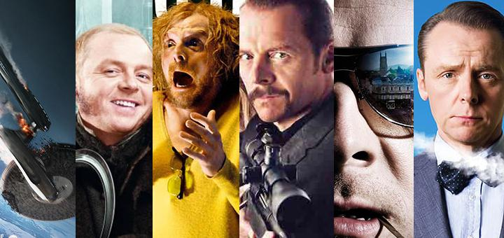 Six Simon Pegg Movies On Netflix You Have to See