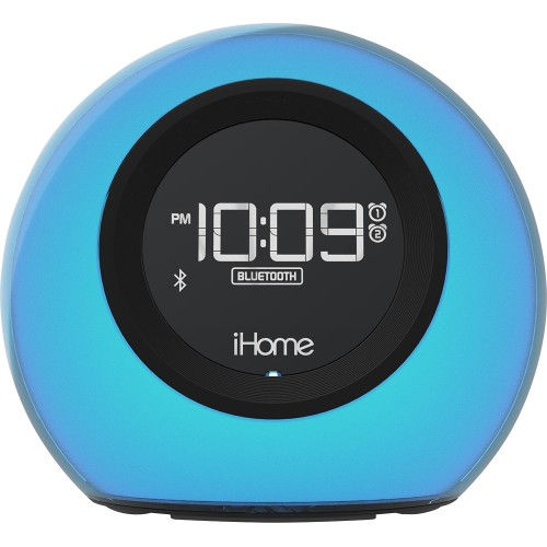 iHome_Bluetooth_FM_Alarm_Clock