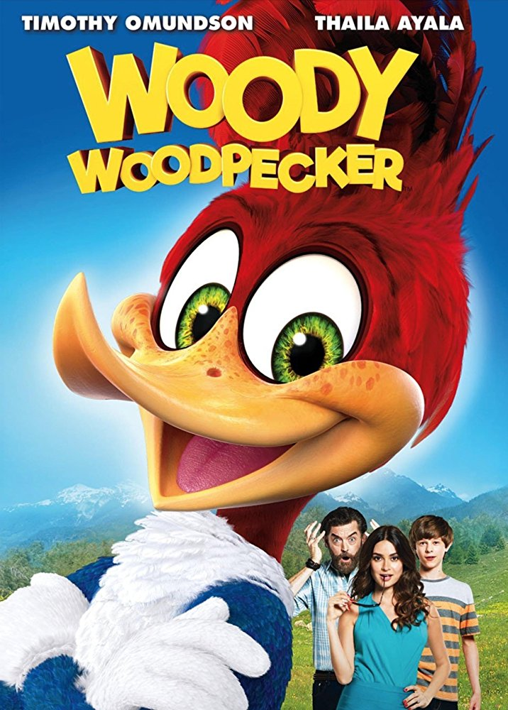 Woody Woodpecker [Movie Giveaway]