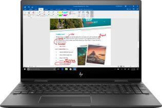 HP Envy x360 Laptop - Screen