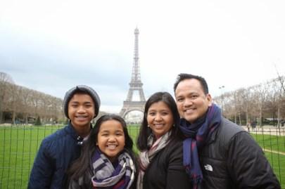 All things Paris