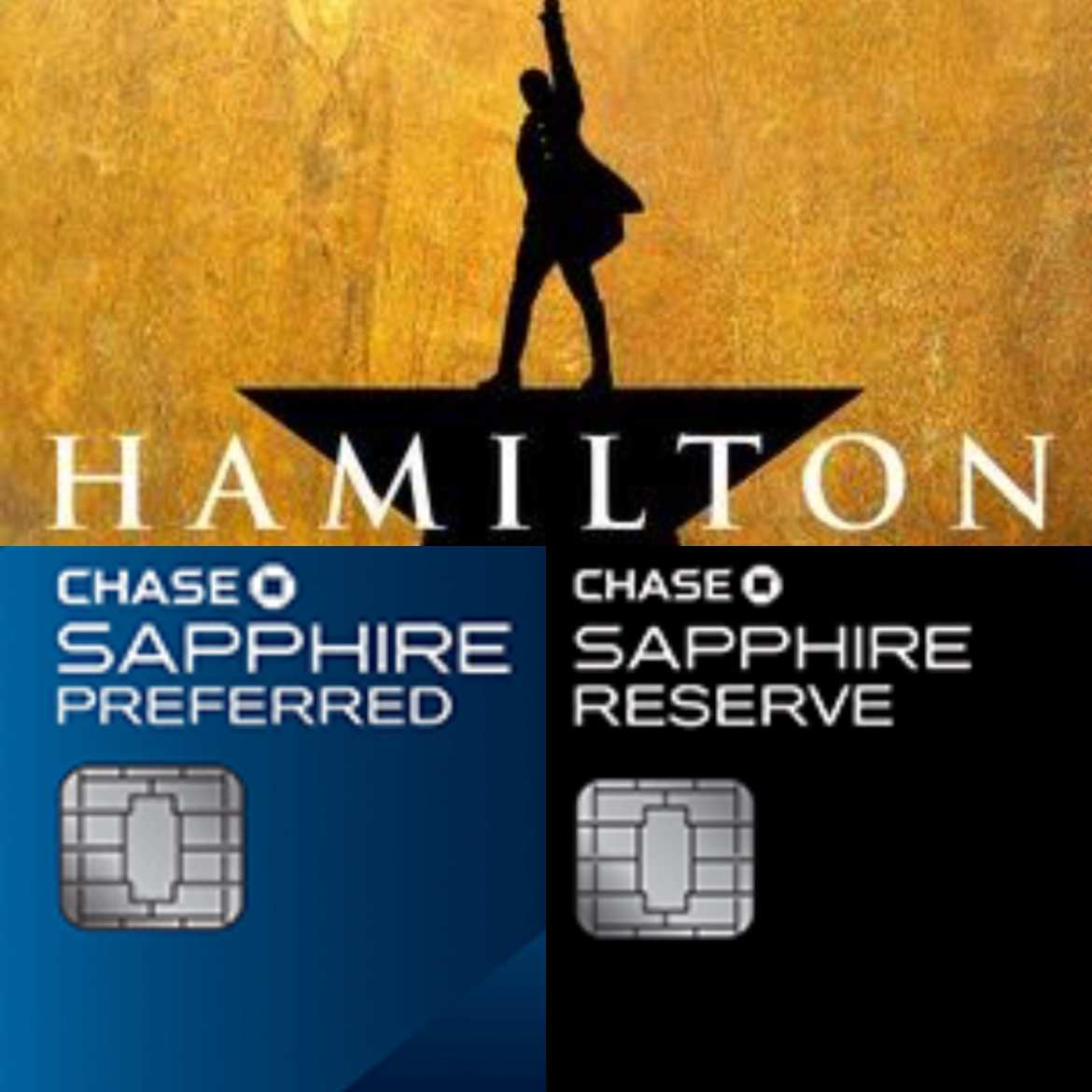 The Hamilton of Credit Cards