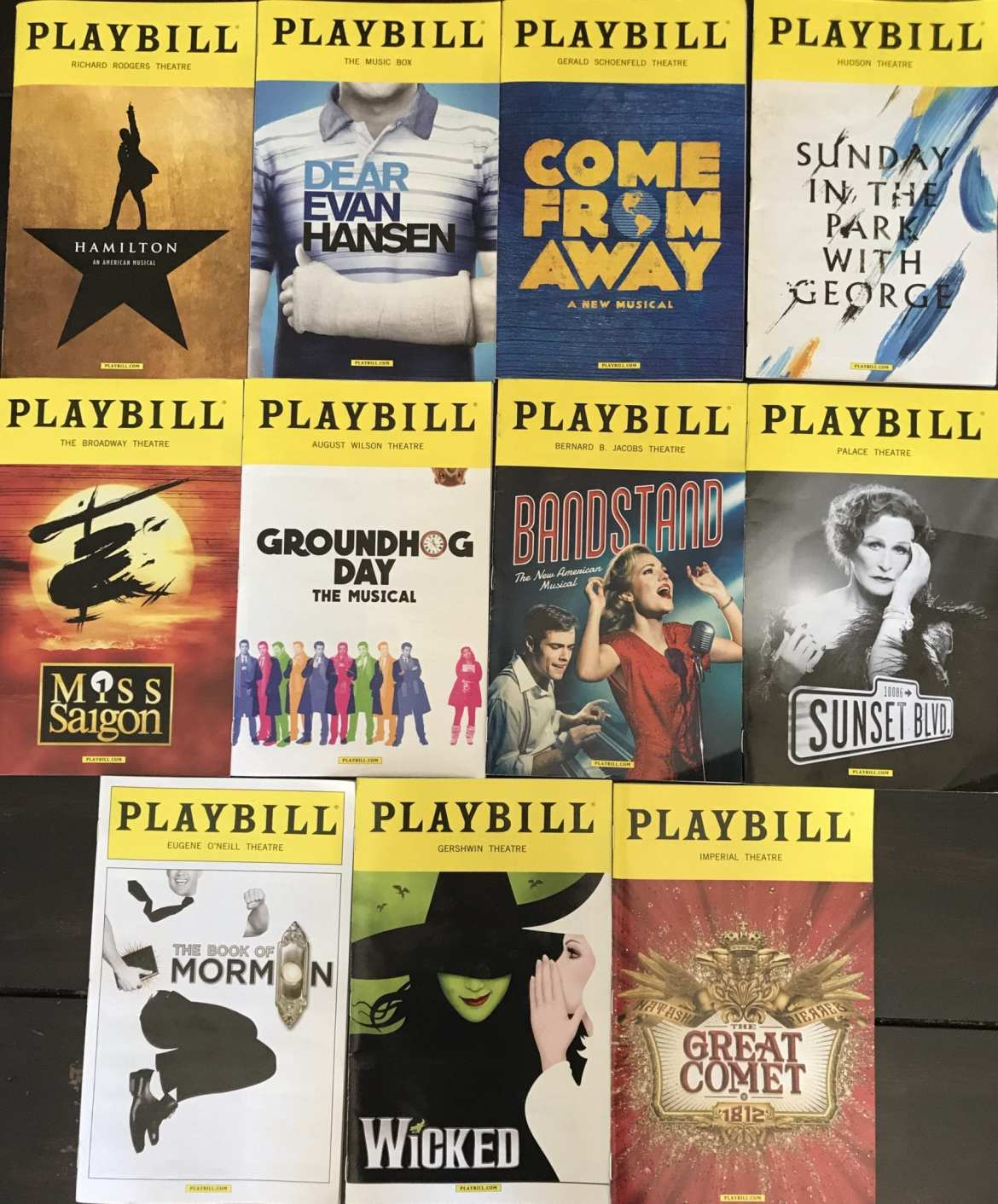 How to get discounted Broadway tickets in NYC – we watched 11 shows!