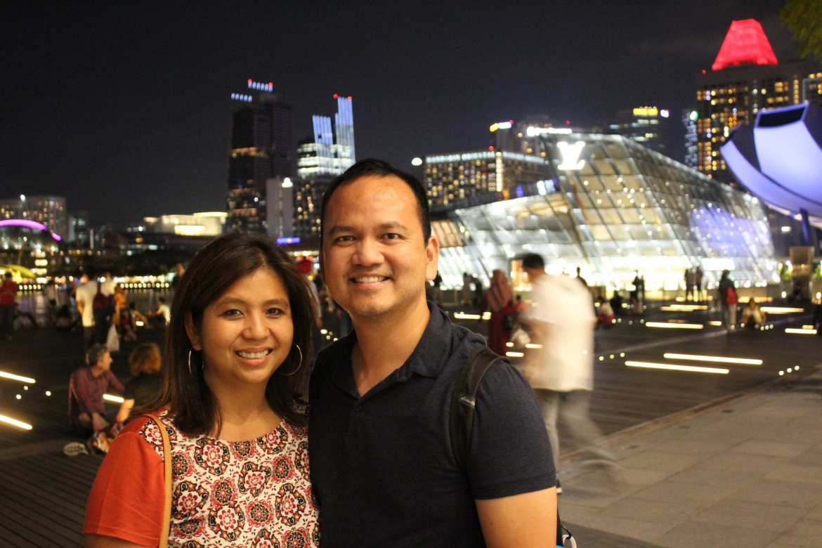 Singapore – the longest day ever!