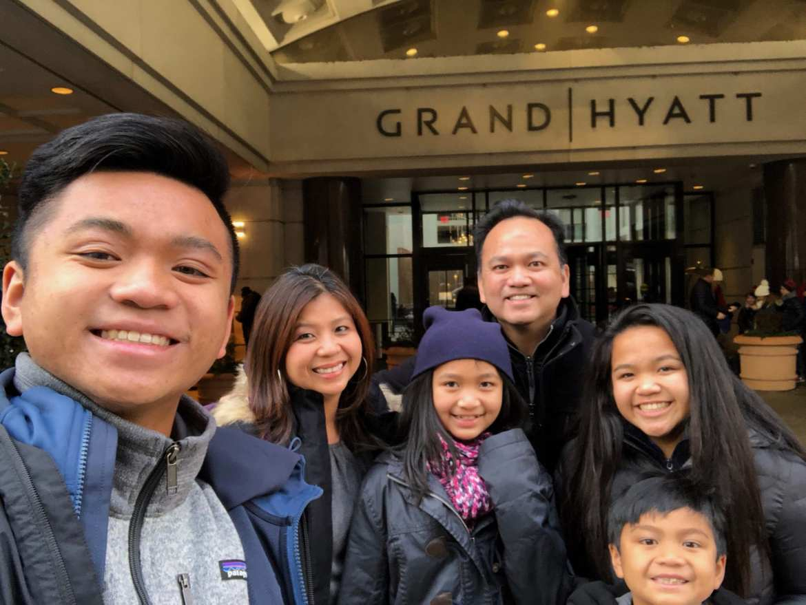 Review: Grand Hyatt Washington (an unforgettable stay)