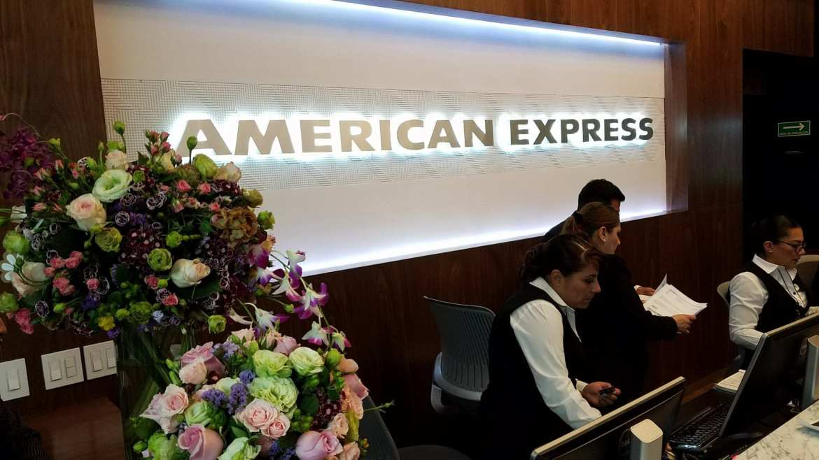 Complimentary mini-spa day at Amex Centurion Club Mexico City & the biz flight to Lima