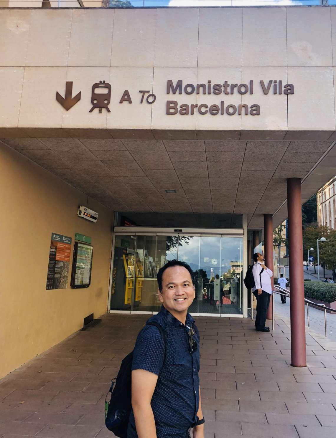 day trip to Montserrat, Spain
